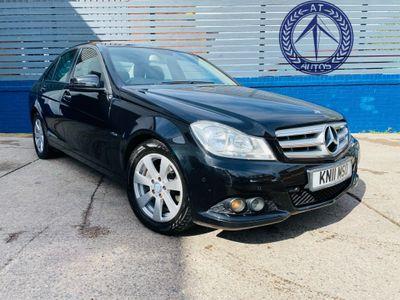Mercedes-Benz C Class Saloon 2.1 C200 CDI BlueEFFICIENCY SE 7G-Tronic 4dr