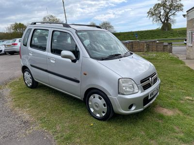 Vauxhall Agila Hatchback 1.2 i Enjoy 5dr