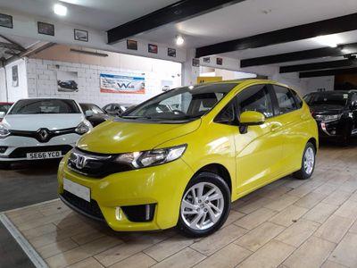 Honda Jazz Hatchback 1.3 i-VTEC SE Navi CVT (s/s) 5dr