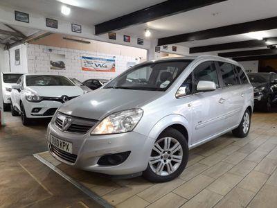 Vauxhall Zafira MPV 1.9 CDTi Elite Auto 5dr