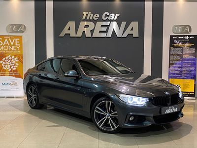 BMW 4 Series Gran Coupe Saloon 3.0 435d M Sport Gran Coupe xDrive 5dr