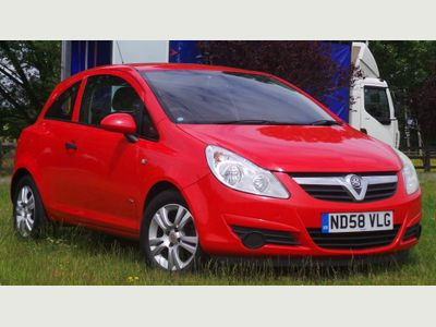 Vauxhall Corsa Hatchback 1.2 i 16v Active 3dr