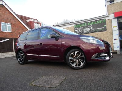 Renault Grand Scenic MPV 1.5 TD Dynamique TomTom Bose+ Pack (s/s) 5dr