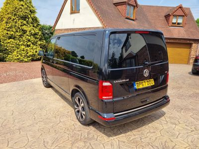 Volkswagen Caravelle MPV 2.0 TSI BlueMotion Tech Executive DSG SWB EU6 (s/s) 5dr