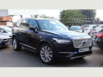 Volvo XC90 SUV 2.0h T8 Twin Engine 9.2kWh Inscription Geartronic 4WD (s/s) 5dr