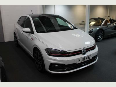 Volkswagen Polo Hatchback Golf GTi Plus DSG Auto 200bhp
