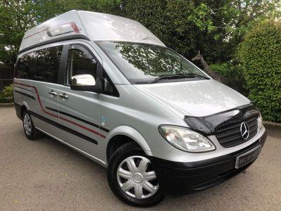 Mercedes-Benz Vito 111 CDI LWB Van Conversion