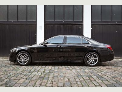 Mercedes-Benz S Class Saloon 3.0 MHEV EQ Boost AMG Line (Executive) G-Tronic+ (s/s) 4dr