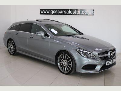 Mercedes-Benz CLS Estate 3.0 CLS350 CDi BlueTEC AMG Line Shooting Brake G-Tronic+ (s/s) 5dr