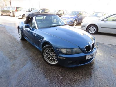 BMW Z3 Convertible 2.2 Sport 2dr