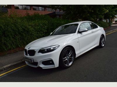 BMW 2 Series Coupe 2.0 230i M Sport Auto (s/s) 2dr
