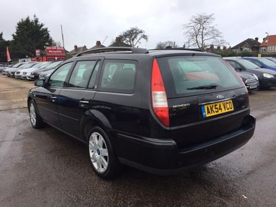 Ford Mondeo Estate 1.8 SCi Ghia X 5dr