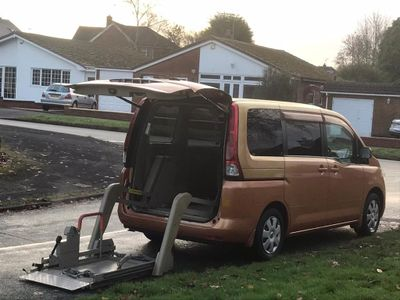 Nissan Serena MPV 2.0 Petrol Automatic (Disabled Ramp) 5dr
