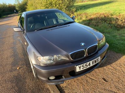 BMW 3 Series Coupe 3.0 330Cd Sport 2dr