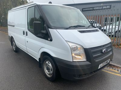 Ford Transit Unlisted 2.2 TDCi 300 Low Roof Panel Van S 5dr (SWB)