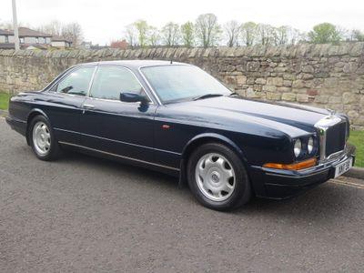 Bentley Continental Convertible 6.8 2dr