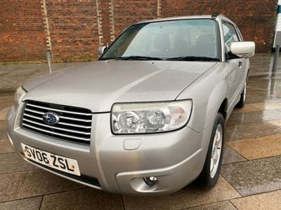 Subaru Forester SUV 2.0 X 5dr