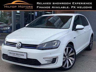 Volkswagen Golf Hatchback 1.4 TSI GTE Nav DSG (s/s) 5dr