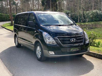 Hyundai i800 MPV 2.5 CRDi SE Auto EU6 5dr