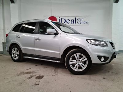 Hyundai Santa Fe SUV 2.2 CRDi Premium 5dr (5 seat)