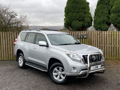 Toyota Land Cruiser Unlisted 3.0 D4D Auto