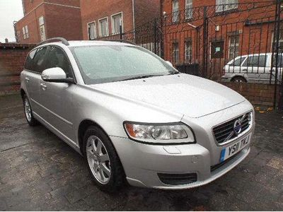 Volvo V50 Estate 2.0 D3 ES Geartronic 5dr