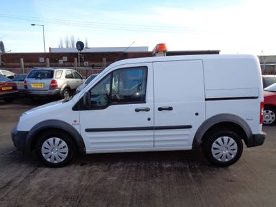 Ford Transit Connect Panel Van 1.8 TDCi T200 Panel Van LX 4dr (EU4)