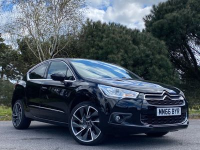DS AUTOMOBILES DS 4 Hatchback 2.0 BlueHDi DSport EAT6 (s/s) 5dr
