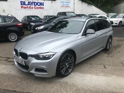BMW 3 Series Estate 3.0 335i M Sport Touring (s/s) 5dr