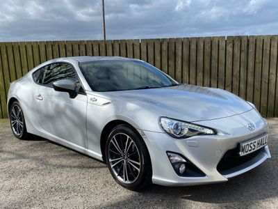 Toyota GT86 Coupe 2.0 D-4S 2dr (leather)
