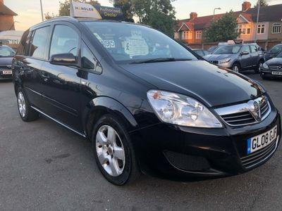Vauxhall Zafira MPV 1.9 CDTi Breeze 5dr