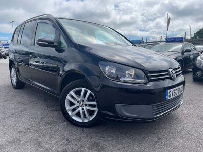 Volkswagen Touran MPV 1.6 TDI SE DSG 5dr (7 Seat)
