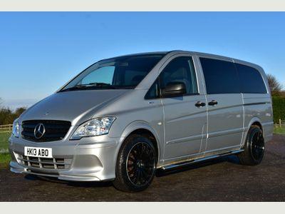 Mercedes-Benz Vito Unlisted 5 SEAT COMBI CAMPER 113 CDi