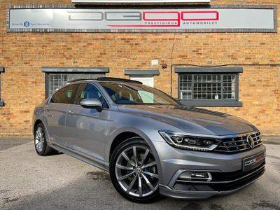 Volkswagen Passat Saloon 2.0 TDI R-Line (s/s) 4dr
