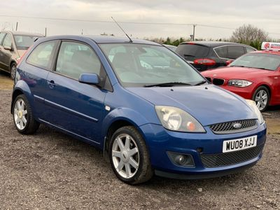 Ford Fiesta Hatchback 1.4 Zetec Blue Edition 3dr