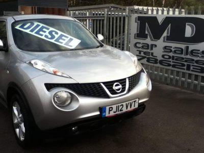 Nissan Juke SUV 1.5 dCi Acenta 5dr