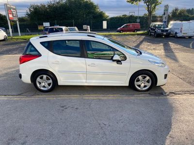 Peugeot 207 SW Estate 1.4 VTi Active 5dr