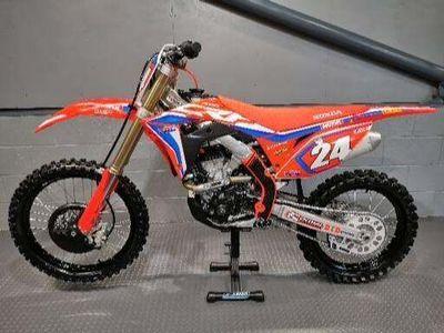 Honda CRF250R Motocrosser 250