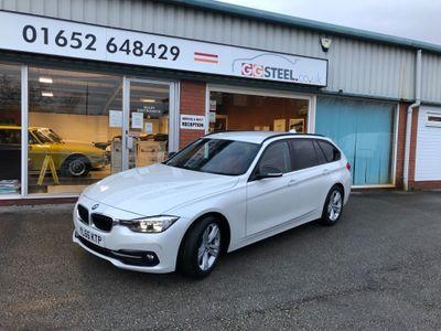 BMW 3 Series Estate 2.0 320d ED Sport Touring (s/s) 5dr