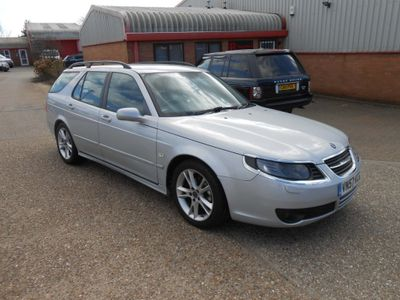 Saab 9-5 Estate 1.9 TiD Vector Sport 5dr