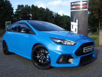 Ford Focus Hatchback 2.3T EcoBoost RS Edition AWD (s/s) 5dr