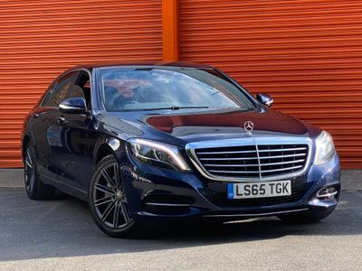 Mercedes-Benz S Class Saloon 3.5 S400L h SE Line (Executive) 4dr