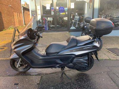 Yamaha Majesty Scooter 400