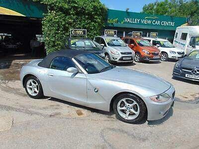 BMW Z4 Convertible 2.2i SE 2dr