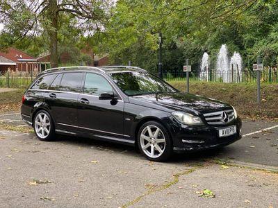Mercedes-Benz C Class Estate 1.8 C250 AMG Sport 7G-Tronic Plus 5dr (COMAND)