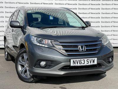 Honda CR-V SUV 2.0 i-VTEC SR 4x4 5dr
