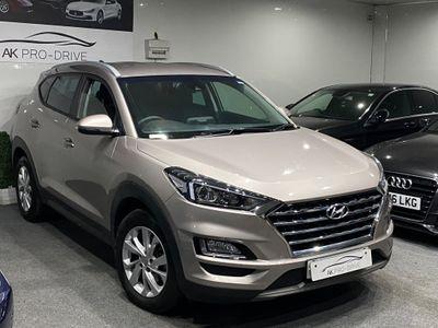 Hyundai Tucson SUV 1.6 T-GDi SE Nav DCT (s/s) 5dr