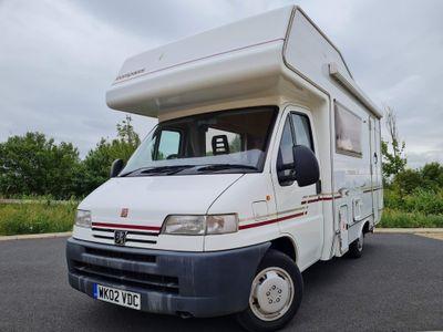 Compass Avantgarde 300 Coach Built Peugeot boxer 1.9td
