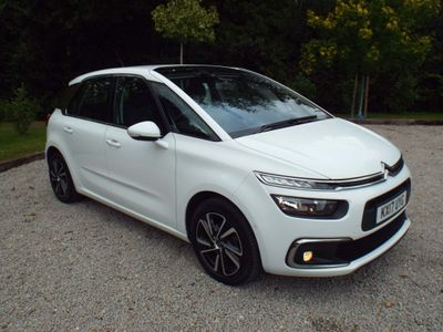 Citroen C4 Picasso MPV 1.6 BlueHDi Feel EAT6 (s/s) 5dr