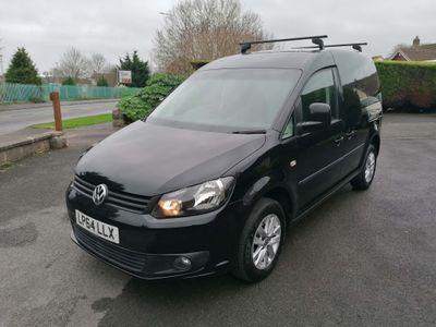 Volkswagen Caddy Panel Van 1.6 TDI C20 Highline Panel Van 4dr